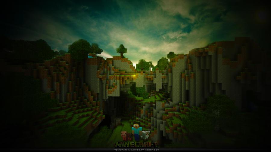 minecraft the nexus wallpaper - photo #30