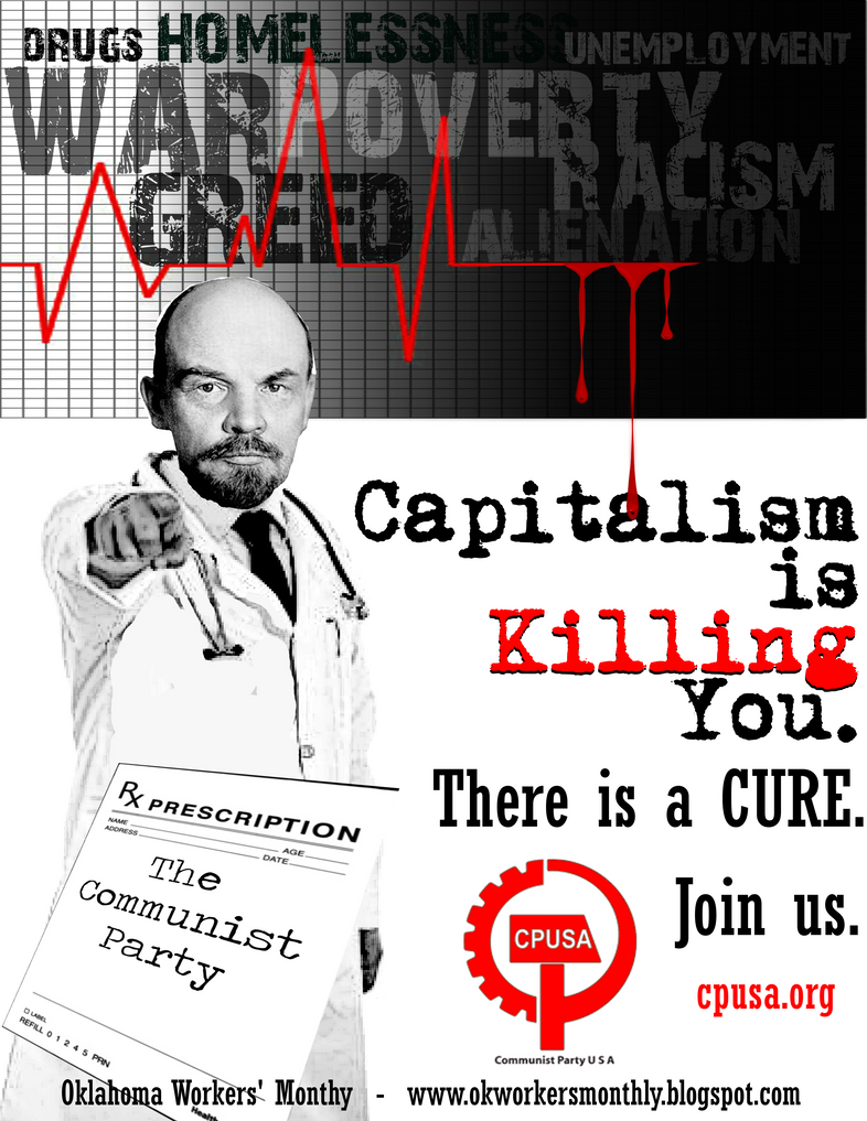 Capitalism is Killing You. by wulfric82