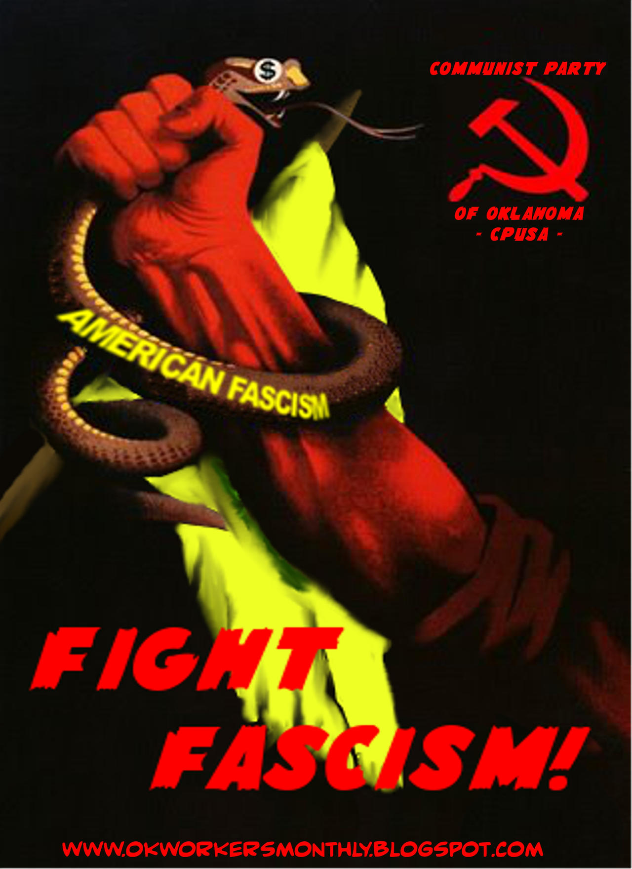 Fight Fascism by wulfric82