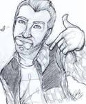 Jeremy Davis... Again. by Pinchii