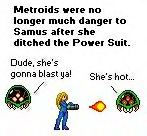 Candid Nintendo: Hot Samus by 8-Bit64