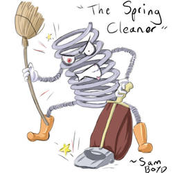 Spring Cleaner by invertings