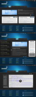 T. Kun'Webmaster Portfolio