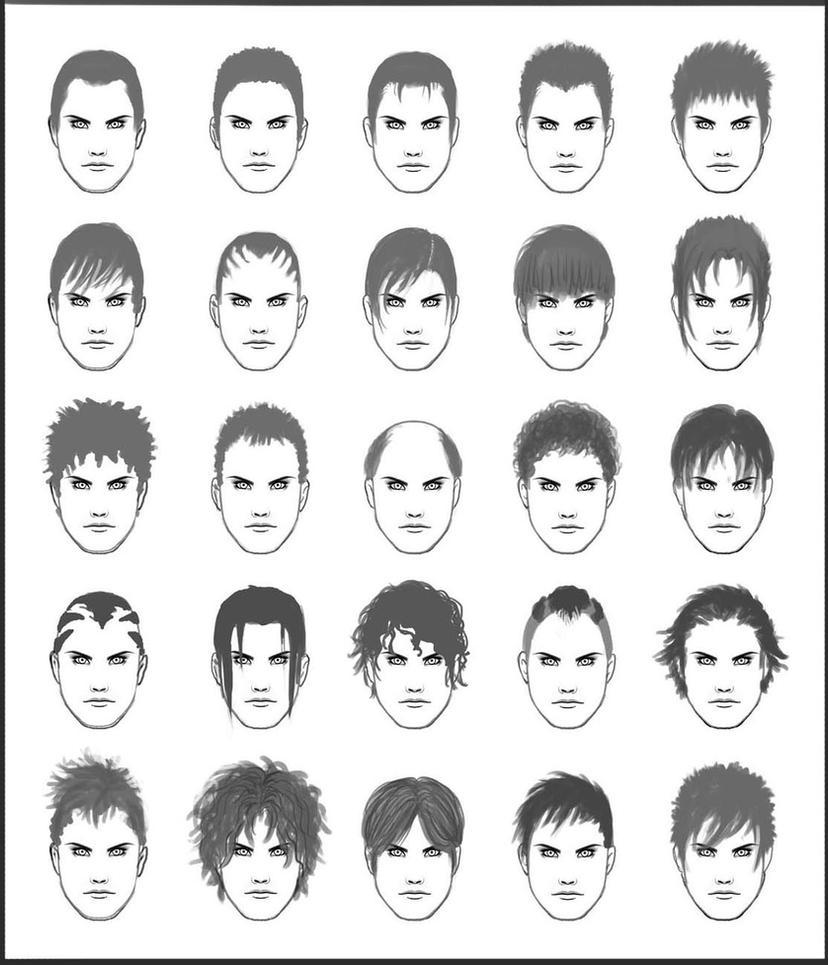 Galerry boy hairstyle list