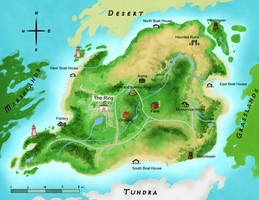 The Ring Map - progress-
