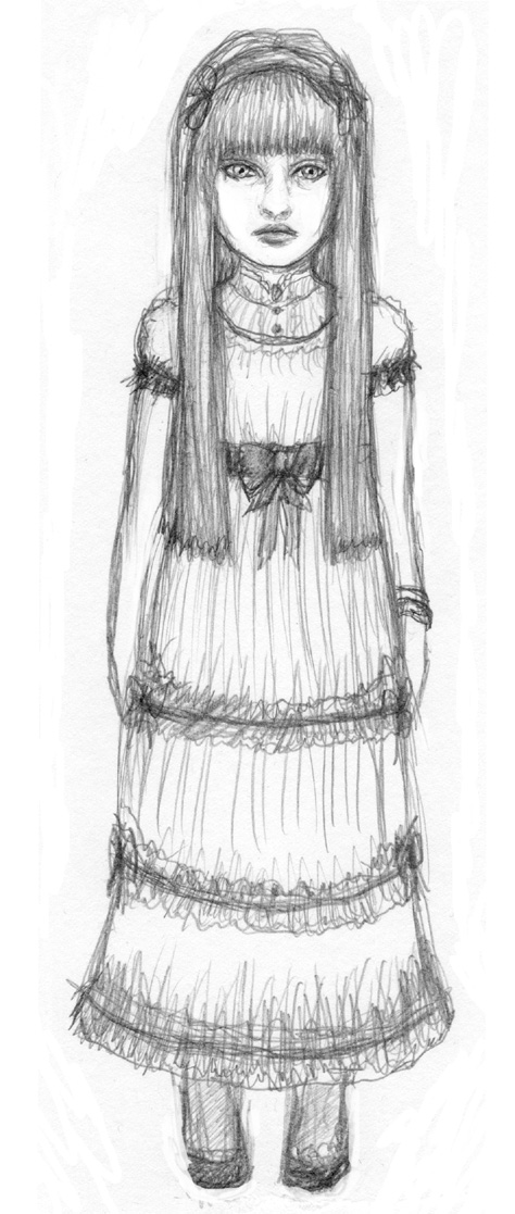 Young Rowene by dark-sheikah