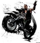 Francis motocross