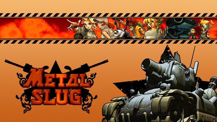 metal slug wallpaper. Metal Slug Wallpaper by