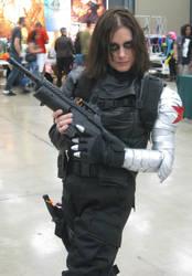 Bucky/The Winter Soldier - Austin ComicCon 2014