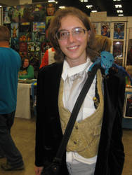 Eighth Doctor and Fantasy - Austin ComicCon 2014