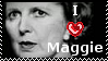 Thatcher Love Stamp by ABOMinableSpectra