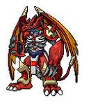 Digimon: Warriordramon