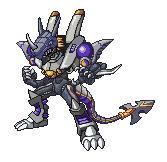 Digimon Ultra-fusion: Reveliondramon by ARACELICASANDRA