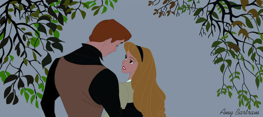 Sleeping Beauty and her Prince Charming by amybartram94 on ...