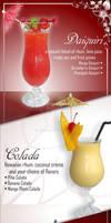 Bauhinia Cocktails 1