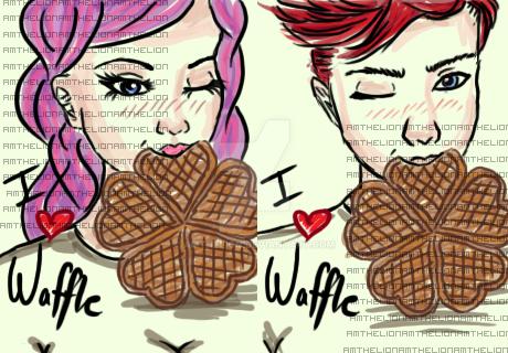 WaffleDay by AmTheLion