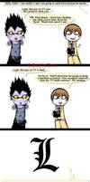 Death Note Cliff Notes P3.