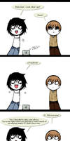 Death Note - Facebook.