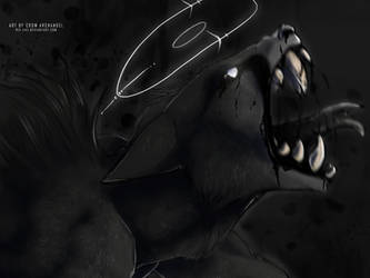 That Dark Reallity by Crow-Archangel