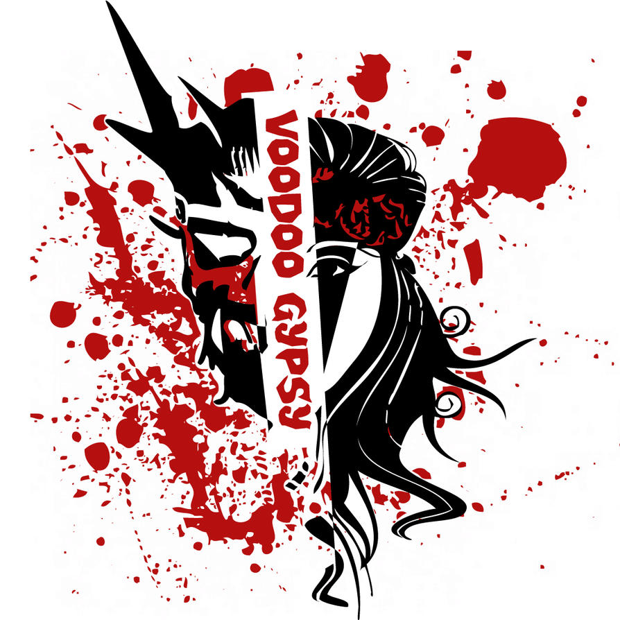 Voodoo Gypsy by wonderflex