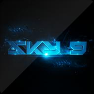 Sky 9 Avatar by 3DBlenderRender