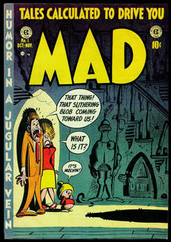 Mad Issue 1 Cover