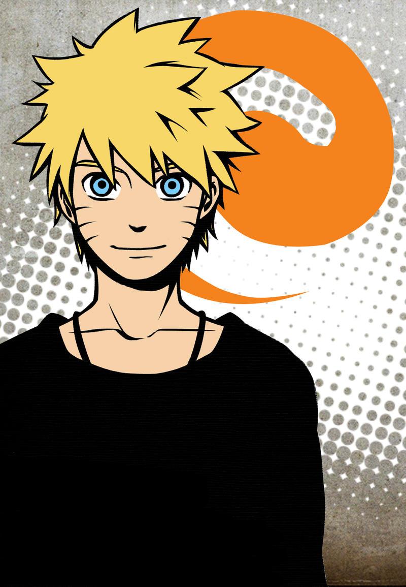 Uzumaki Naruto by Sagittarius28