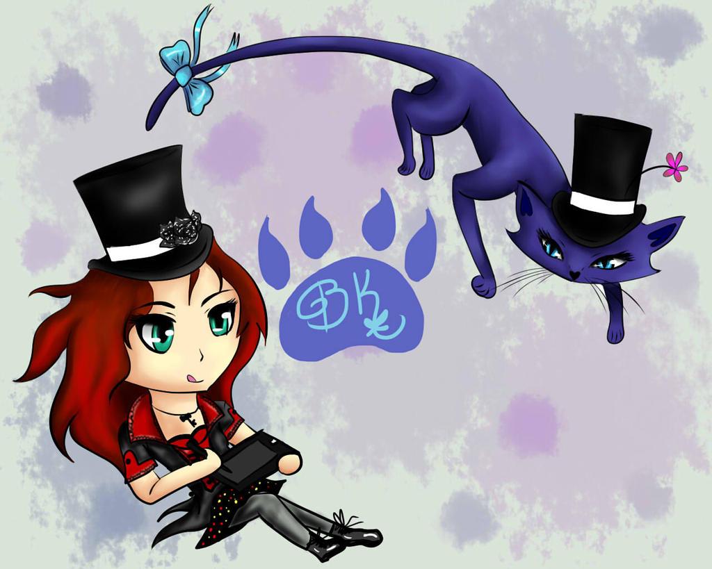 l3lue-Kat's Profile Picture
