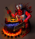Hell cook