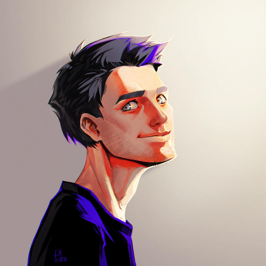 Bright light by PurpleLemon13