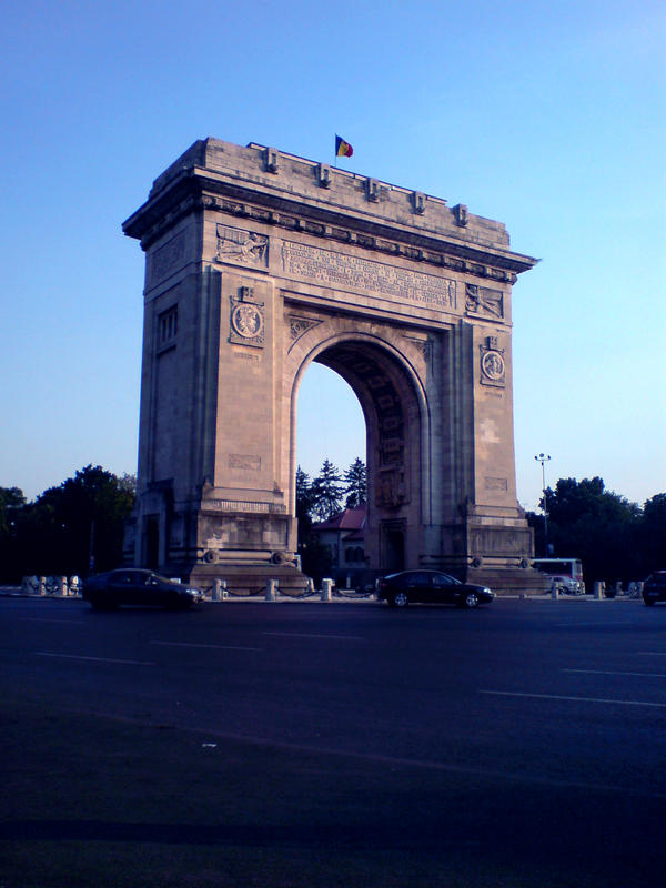 The Little Paris by nebunie