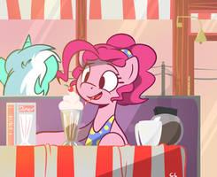 pink drink pls