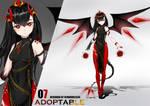 [CLOSED] Adopt auction #07