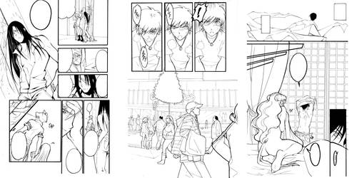 Some pages Cap 3 the Elements by Saiko--Rohime