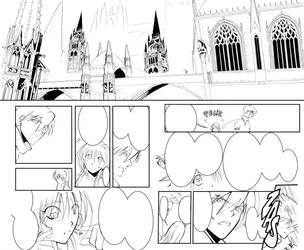 ink page by Saiko--Rohime