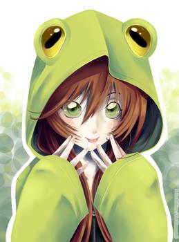 Kigurumi Frog