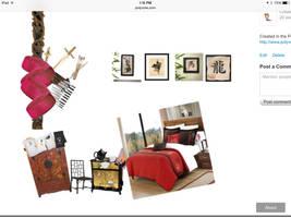 Mulans room by VivaFariy