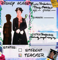 Mary Poppins DMA App by VivaFariy