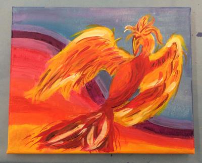 Phoenix by VivaFariy
