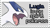 Lugia Stamp by ElephantsWings