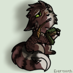 Small Wheat Chibi by Evertooth