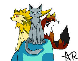 SSS Warrior Cats by Angel-star143