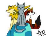SSS Warrior Cats