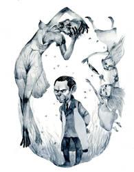 The phantom of Goebbels by sarajacksonjihad
