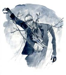 The Dead Partisan by sarajacksonjihad