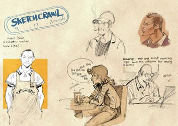 sketchcrawl dec2006 p1 by hahatem