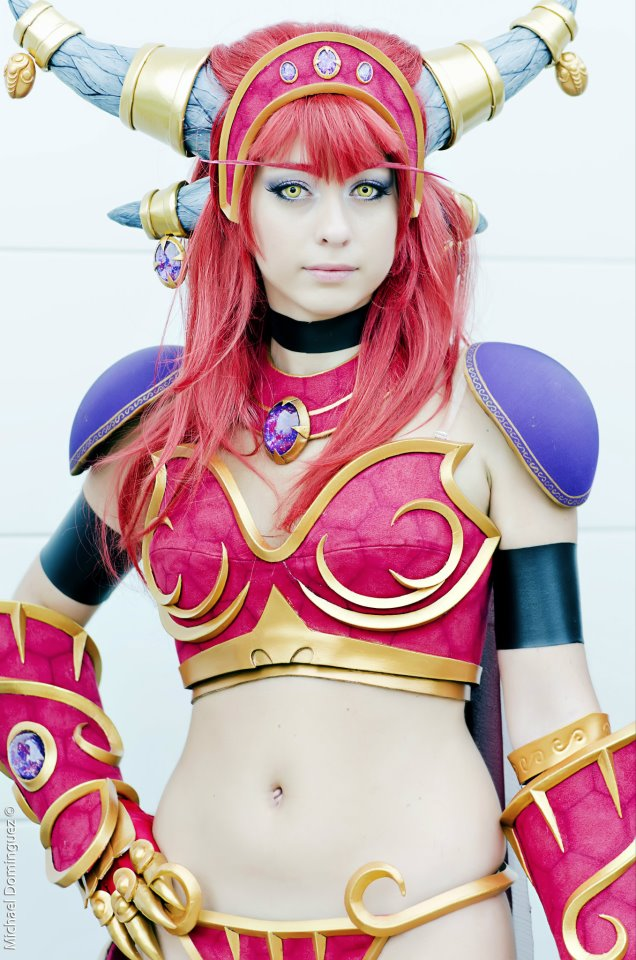Alexstrasza the Life Binder by chipie2485