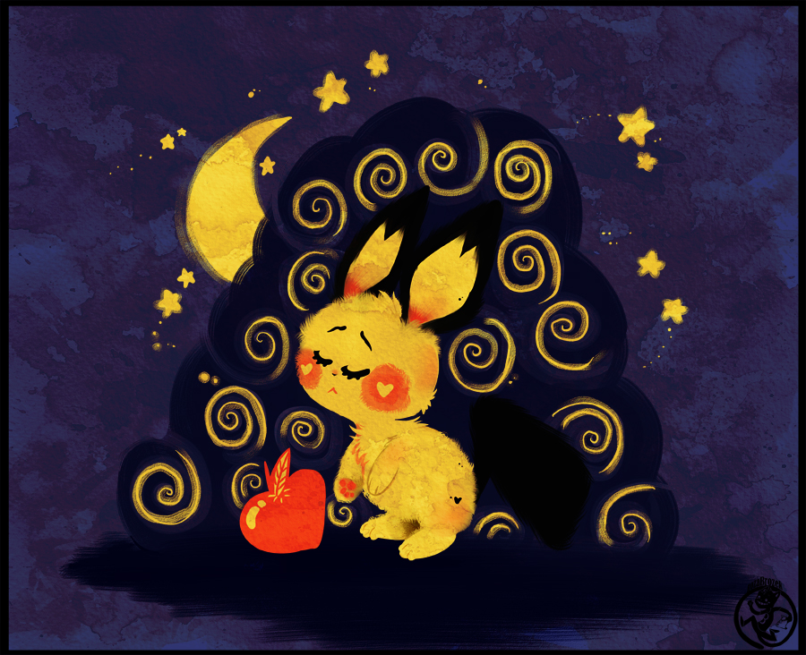 Starry Night by TotemEye