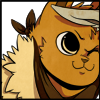 FREE Eevee Icon_First Half by TotemEye