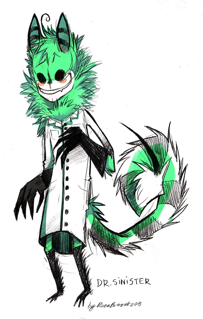 Dr.Sinister by IFreischutz